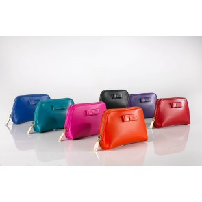 promotional lily cosmetic bags REI-STN90