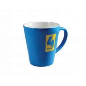 promotional little latte colour coat mug LSW-12155LIT