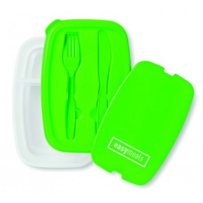 promotional lunch boxes with cutlery sets  MOB-MO8518