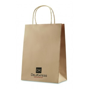 promotional medium gift paper bags MOB-MO8808