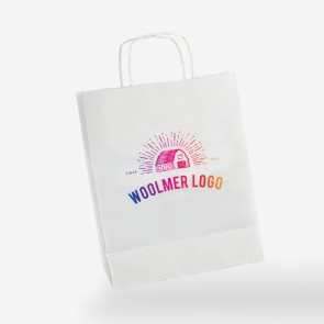 promotional medium twisted handle bags INT-MEDTHB