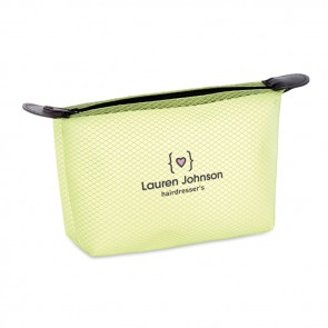 promotional mesh eva toiletry bag MOB-MO9827