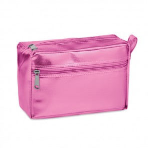 promotional metalic cosmetic bags MOB-MO9573