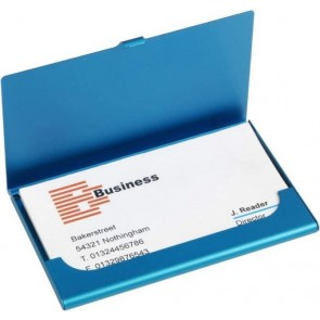 promotional metallic cover cards holders IME-8766