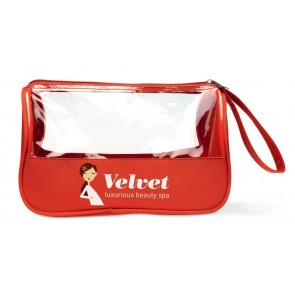 promotional microfibre toiletry bags MOB-MO8334
