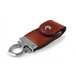 promotional milan leather usb sticks WIL-CY165