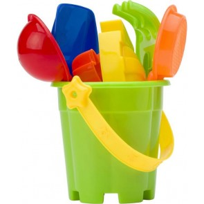 promotional mini beach buckets IME-5856
