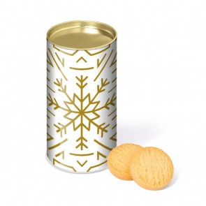 promotional mini shortbread snack tube TSP-103653W