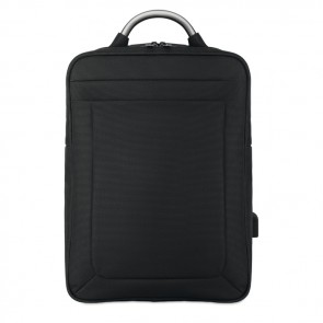 promotional miyagi polyester laptop backpacks MOB-MO9395