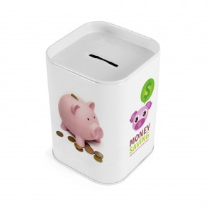 promotional money box tins LTX-SS0347
