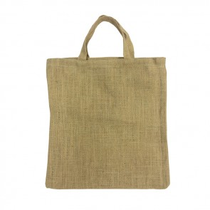 promotional jute shopper bags BAT-JUT-ECO