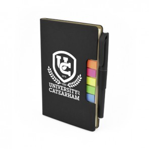 promotional notebooks flag and pen set BHQ-QS0343
