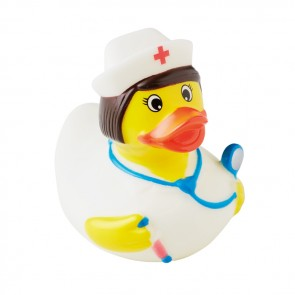 promotional nurse rubber ducks MOB-MO9263