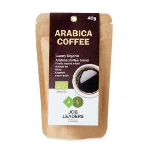 promotional organic arabica coffee 40g MOB-MO9724