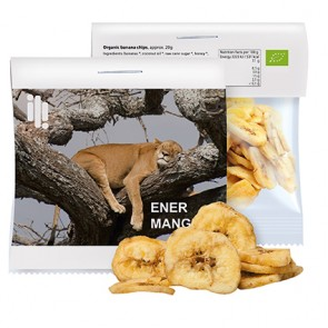 promotional organic banana chips IMC-C-0270