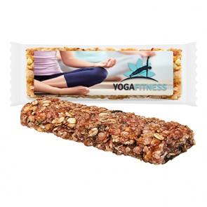 promotional organic raspberry cereal bars IMC-C-0323