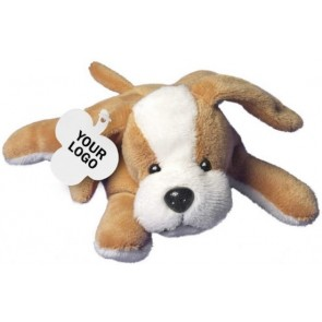 promotional oscar the dog soft toys IME-8053