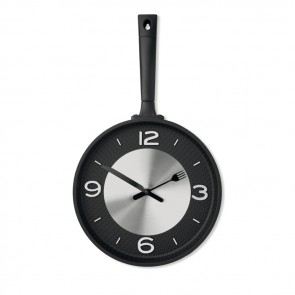 promotional paella wall clock in pan shapes MOB-MO9410
