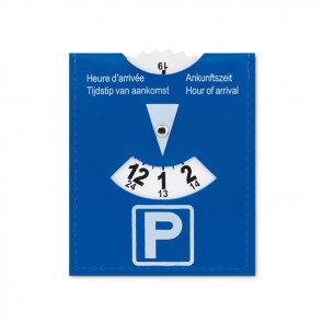 promotional parking cards MOB-MO9514