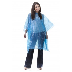 promotional pe disposable rain ponchos STA-PERP