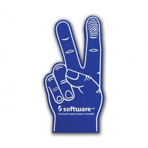 promotional peace foam hands IMG-FPH