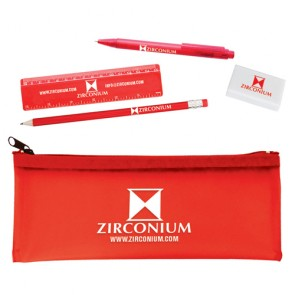 promotional pencil case sets SEU-ST2621