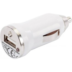 promotional 1 port plastic car chargers  IME-3190