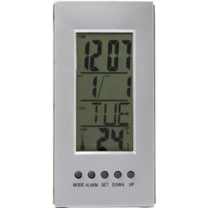 promotional plastic desk clocks IME-4418