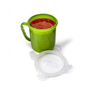 promotional plastic microwave cups IME-7837