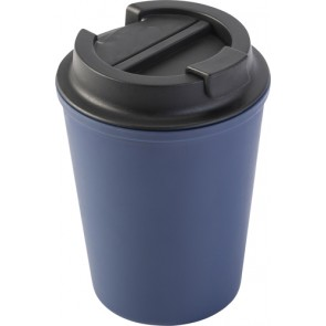 promotional plastic travel mug (350ml) IME-8728