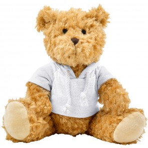 promotional plush teddy bear with hoodies IME-8182