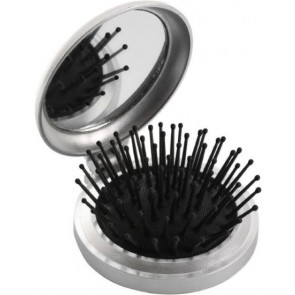 promotional pocket mirrors with brushes IME-2669