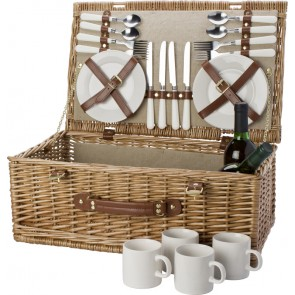 promotional picnic baskets for 4 people IME-5795