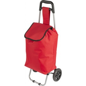 promotional polyester (600d) shopping bag trolley IME-8484