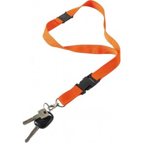 promotional polyester lanyard and keyrings IME-4161