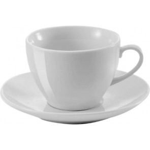 promotional porcelain cup and saucers IME-3179