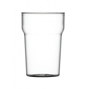 promotional premium nonic glasses   half pint SEU-HP8795
