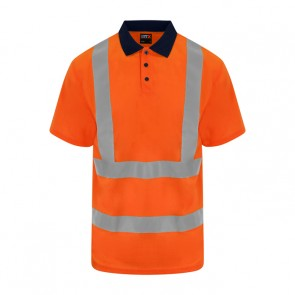 promotional pro rtx high vis polo RAL-RX710