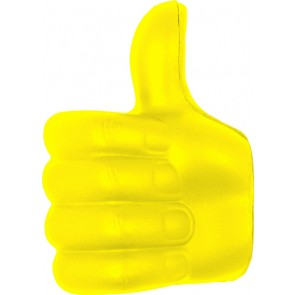 promotional pu anti stress thumbs up IME-8576