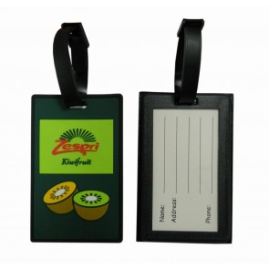 promotional pvc luggage tag PMT-ULT10