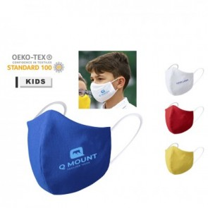 promotional reusable childs fabric face mask PMT-UMSK50