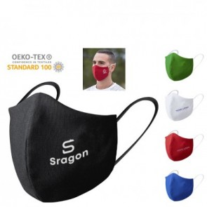 promotional reusable fabric face mask PMT-UMSK40