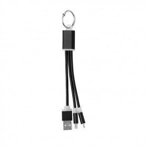 promotional rizo multi cable keyrings MOB-MO9292