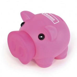 promotional rubber nose piggy banks LTX-SS0267