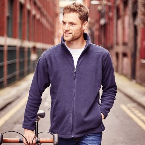 promotional russel men's fleeces RAL-8700M