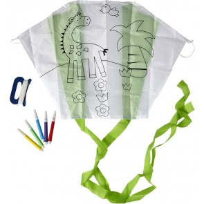 promotional kite supplied with 5 felt tip pens IME-7923