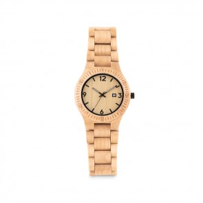 promotional san gallen wooden watches MOB-MO9582