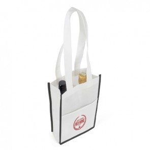 promotional sapphire wine bags BHQ-QB4020