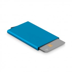 promotional securpush aluminium rfid card holders MOB-MO9611
