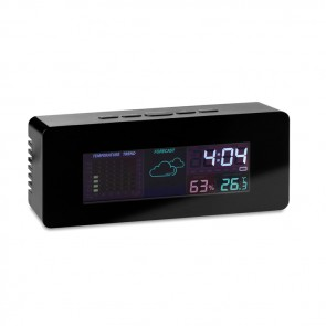 promotional seoul indoor weather station clocks MOB-MO9496